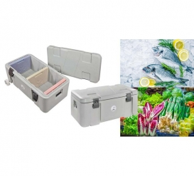 MAILLON Insulated container for multitemperature transport